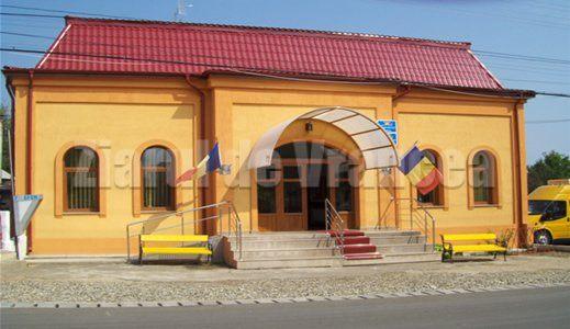 Movilta -sediul Primariei