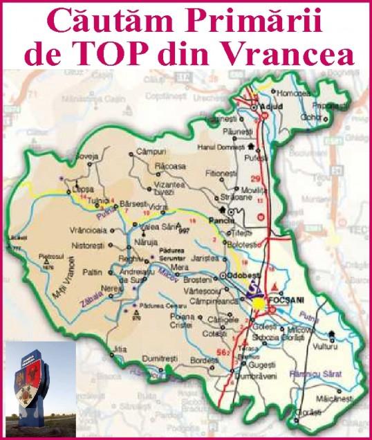 Primării Localități Din Vrancea